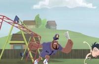 انیمیشن سریالی ابری با احتمال بارش کوفته قلقلی ف1ق 15