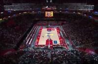 فول گیم بازی آمریکا - لهستان؛ جام جهانی بسکتبال چین 2019