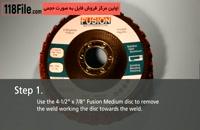 5 مدل از راحت ترین روش های نصب نرده استیل