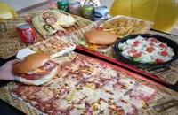 بهترین رستوران فست فود ایران با غذاهایی خوشمزه و سالم