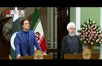 رئیس جمهور: سرنخ هایی از حادثه اخیر نفتکش ایرانی را به اطلاع پاکستان رساندیم
