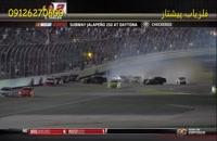 حوادث در مسابقات رالی ماشین سواری