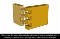 آموزش انواع اتصالات چوب