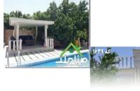 باغ ویلای نقلی لاکچری در کردزار شهریار کد 1639