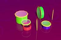 مجموعه آموزشی تو تی تو–Tutitu-(فصل 7ق11)-Building Drums Set