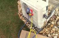 آموزش تعمیر کولر گازی بصورت حرفه ای