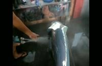 -- نحوه ساخت دستگاه مخمل پاش 09356458299