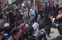 خدمات موکب داران به زائران اربعین حسینی