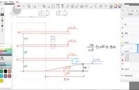 پاسخنامه آزمون طراحی معماری مهر 98  ویدئوی شماره دو 