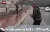 باران ماهی در مالت