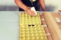 آموزش ساخت شلف دیواری با کاغذ و مقوا