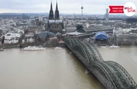 مثلث کلن آلمان - Koln Triangle Germany - تعیین وقت سفارت آلمان با ویزاسیر