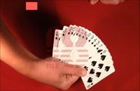 کلیپ های شعبده بازی با پاسور بصورت ساده