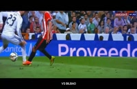50 حرکت دیدنی از ایسکو ستاره رئال مادرید