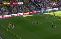 فول مچ بازی واتفورد - آرسنال (نیمه اول NBC)؛ لیگ برتر انگلیس