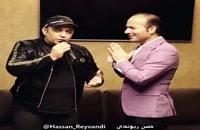 تعجب حسن ریوندی از چهره جدید علی زند وکیلی