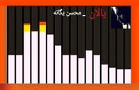 """آهنگ آذری """" یالان """" _ محسن یگانه"""
