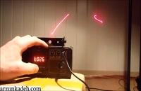 دستگاه درقص نور لیزری
