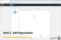 DSS PRO قسمت اول : آموزش اضافه کردن سازمان  Organization