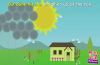 مجموعه آموزش انگلیسی- Mother Goose Club-Itsy Bitsy Spider Animated-پیش دبستانی