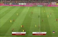 فول مچ بازی رومانی - اسپانیا؛ (نیمه دوم) پلی آف یورو 2020
