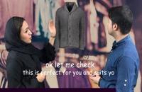 اموزش مکالمه در فروشگاه به زبان انگلیسی محمد کریمی