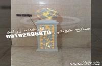 گلدان فایبرگلاس   دکور محوطه    مجسمه فایبرگلاس   گلدان برای درب ورودی