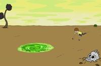 انیمیشن سریالی ریک و مورتی Rick and Morty | فصل 1 - قسمت 2 + زیرنویس فارسی