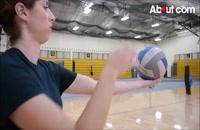 آموزش والیبال (آموزش)