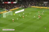 خلاصه بازی های پلی آف یورو 2020؛ 14 شهریور 1398