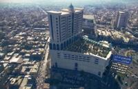 مرکز خرید و هتل بین المللی پنج ستاره 17 شهریور مشهد