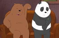 انیمیشن سریالی سه خرس کله پوک(ف2-ق7)-دوبله-We Bare Bears TV Series