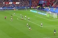 فول مچ بازی فرانسه - آلبانی؛ (نیمه اول) پلی آف یورو 2020