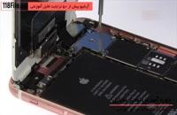تعمیر و تعویض ال سی دی گوشی آیفون 6