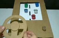 آموزش ساخت کاردستی های فوق حرفه ای با جعبه کارتن