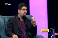 سید حمیدرضا عظیمی و مشاوره بازاریابی در شبکه 3 سیما