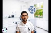 فیلم رضایتمندی بیمار ایمپلنت دندان و جراحی لثه