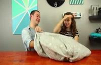 آموزش ساخت مبل شنی