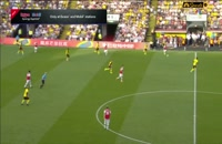فول مچ بازی واتفورد - آرسنال (نیمه دوم NBC)؛ لیگ برتر انگلیس