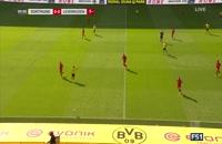 فول مچ بازی دورتموند - بایر لورکوزن (نیمه اول)؛ بوندسلیگا آلمان