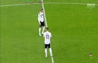 فول مچ بازی ایرلند شمالی - آلمان؛ (نیمه اول) پلی آف یورو 2020