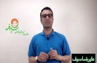 استاد علیرضا سیف : آشنایی با اصول هدف گذاری و کسب موفقیت در زندگی