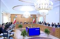 نظر حسن روحانی درباره درگیری های اخیر ترکیه و سوریه