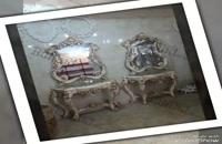 قاب آینه فایبرگلاس رولند| قیمت قاب آینه فایبرگلاس| قاب آینه فایبرگلاس آرایشگاهی