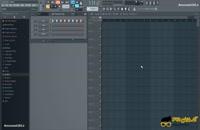 تنظیمات سریع و جعبه ابزارهای TOOLBAR اف ال استودیو 12 (FL STUDIO…