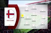 خلاصه بازی اسپانیا - جزایر فارو؛ (خلاصه انگلیسی) پلی آف یورو 2020