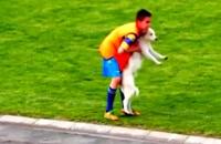 15 صحنه عجیب و غیرمعمول در فوتبال