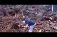 جالبترین - ویدیو : گلچین شده : کلیپ خنده دار خارجی