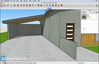 فیلم آموزش اسکچاپ SketchUp Set and update scenes