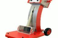 دستگاه مخمل پاش در آواجیق 09127692842
